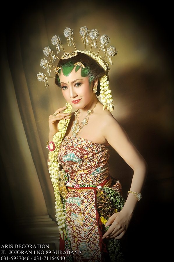 Photo Indonesian Wedding Dresses Galery Aris Decoration