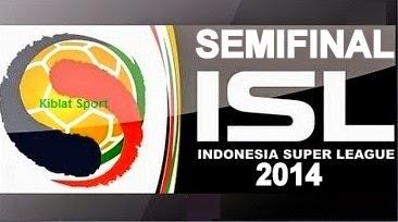 Jadwal & Hasil Pertandingan Semifinal ISL 2014