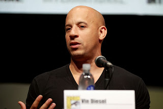 Vin Diesel press conference