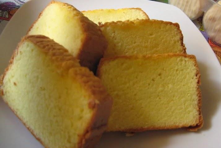 Resep Cake Susu Sederhana