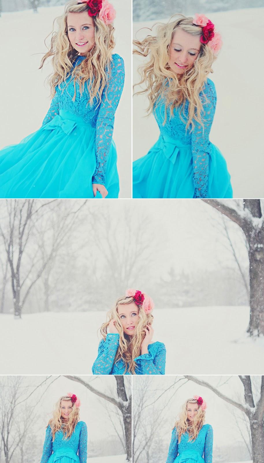 seniors, snow, vintage senior, vintage snow