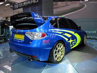 Subaru Impreza Sedan WRX 45456