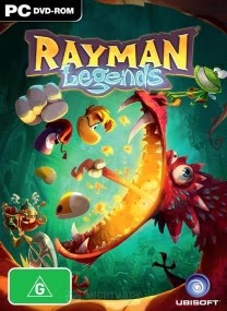 Rayman Legends-RELOADED