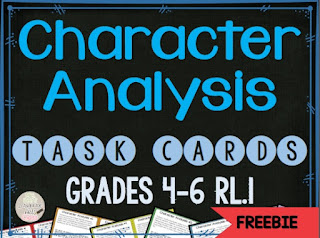 https://www.teacherspayteachers.com/Product/Character-Analysis-Task-Cards-for-Grades-4-6-RL1-FREEBIE-1728602