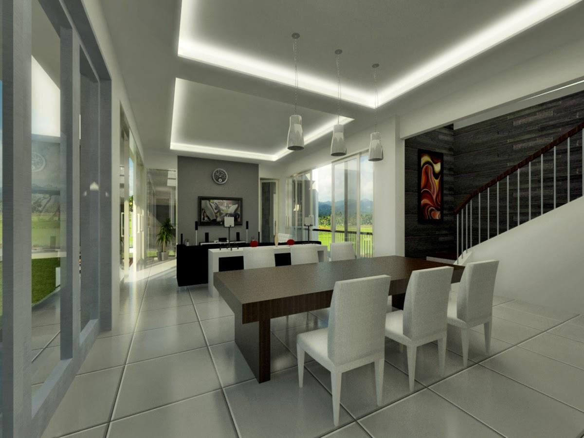 Tukang Taman Kalimantan Desain interior Rumah Minimalis