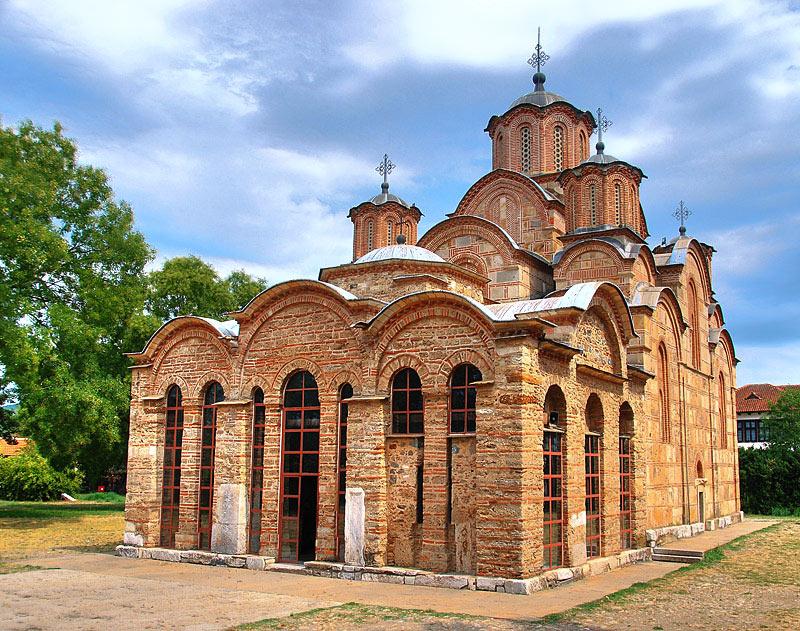 Svetske baštine Serbian-Orthodox%2BMonastery%2BGra%25C4%258Danica