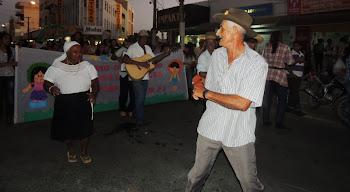 VÍDEO SÃO JOÃO GORUTUBANO 2013 - DANÇA II, EM JANAÚBA