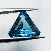 Batu Permata Topaz Blue - SP1003