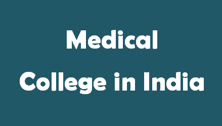 Medical Colleges in India 2015-2016