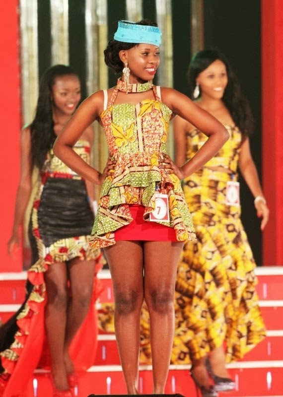 Bongo Newz Corner: HAPPPINESS WATIMANYWA-MISS TANZANIA 2013