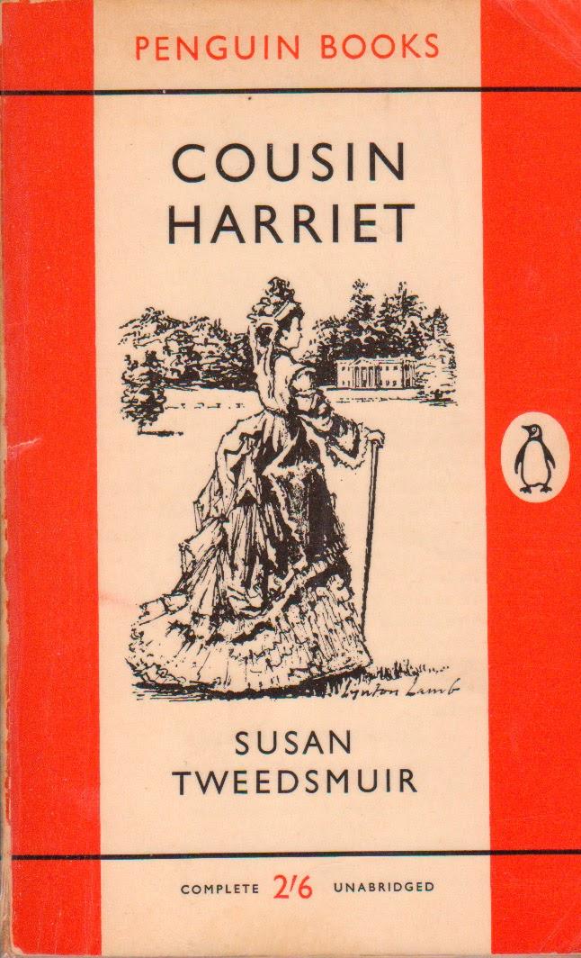 Cousin Harriet de Susan Tweedsmuir  Tweedsmuir,+Susan+-+Cousin+Harriet+cover+(Penguin)