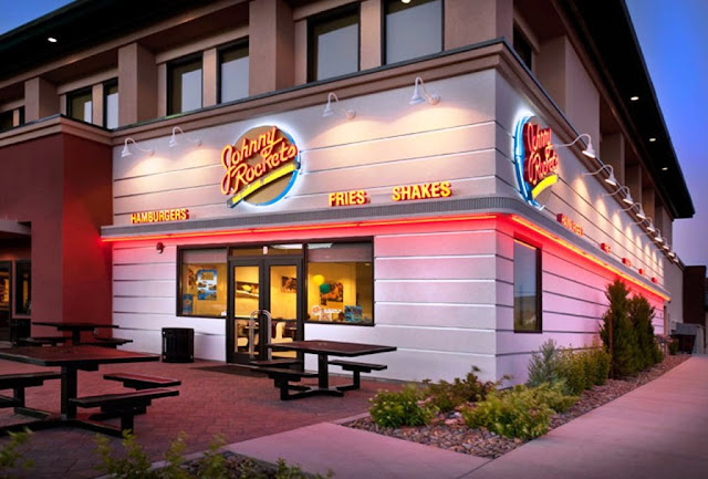 Johnny Rockets Lanchonete Orlando Miami