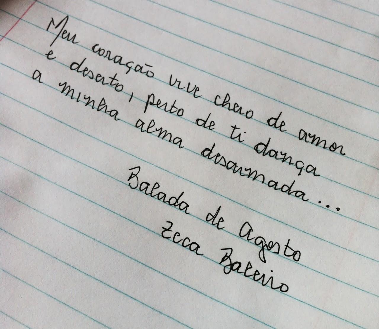 Bc Fotos Uma Frase Com Minha Letra Adriana Balreira