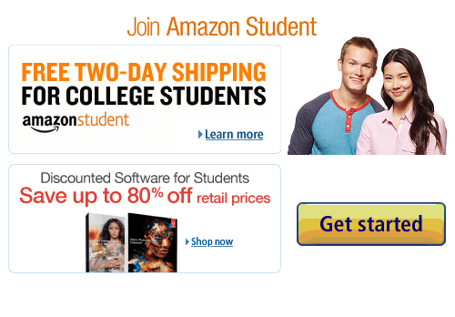 Amazon Student Deals, Textbooks Coupons