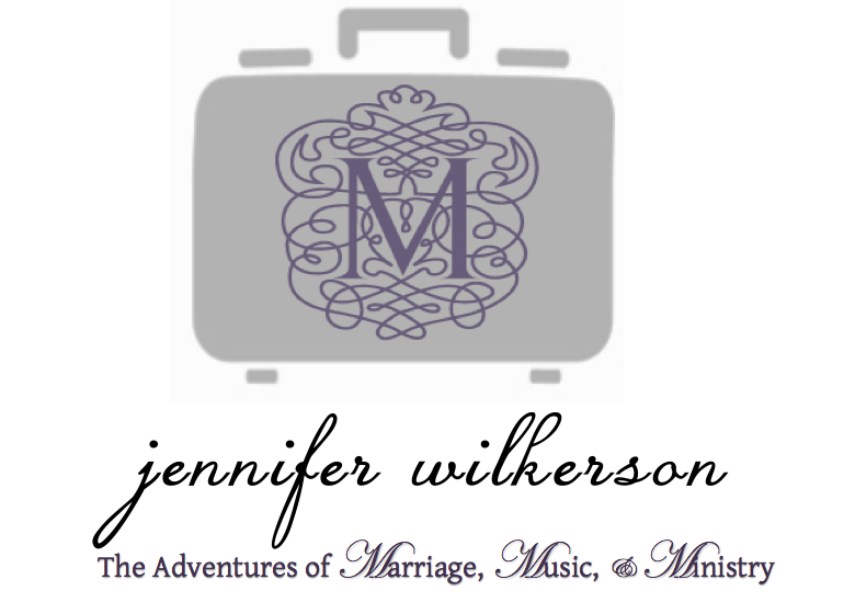 Adventures of Ministry, Music and Marriage