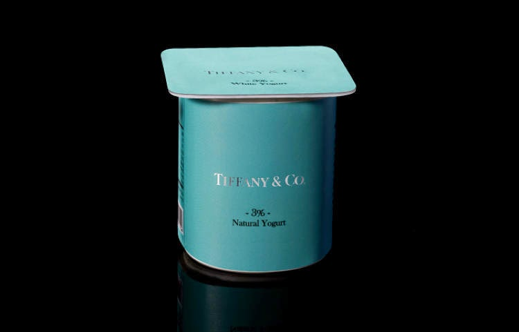 Tiffany & Co. iogur