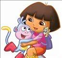 Dora Rotate Puzzle