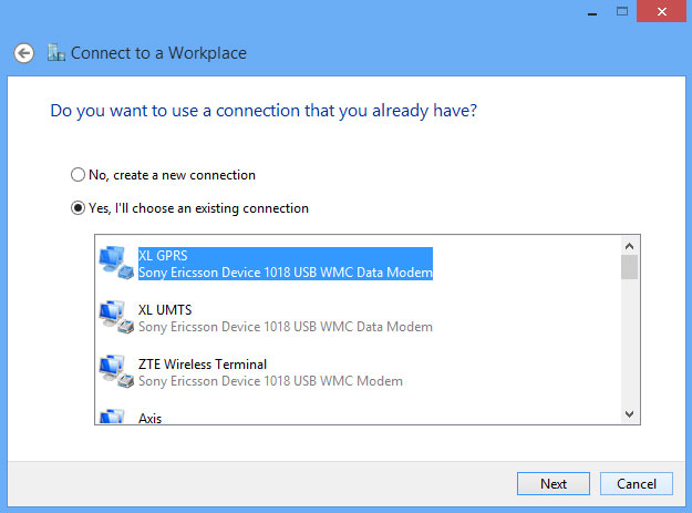Cara Menggunakan VPN 6