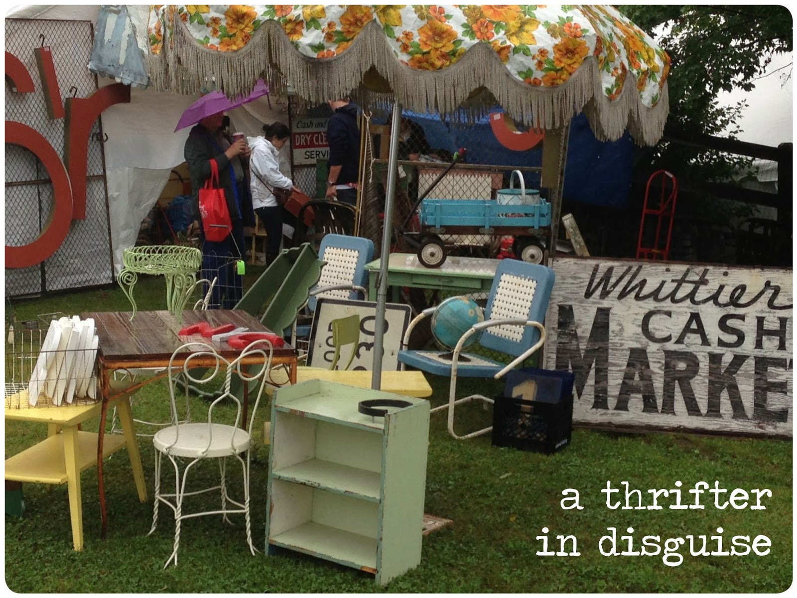 a thrifter in disguise country living fair