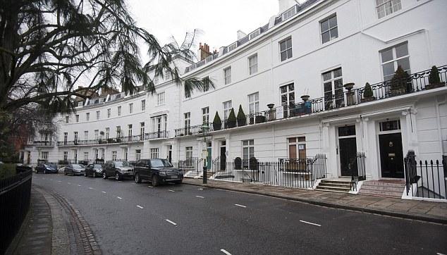 Amazing stories around the world 2012 12 23 for 23 egerton terrace kensington london