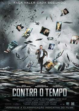 Baixar Filme Contra o Tempo (Dual Audio) Gratis vera farmiga suspense michelle monaghan jeffrey wright jake gyllenhaal ficcao cientifica acao 2011