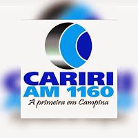 RÁDIO CARIRI AM 1160