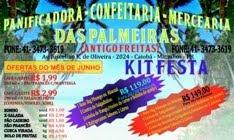 PALMEIRAS - Confeiraria Panificadora e Mercearia