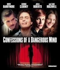 Confessions of a Dangerous Mind (Released in 2002) - Starring Drew Barrymore, George Clooney, Julia Roberts, Sam Rockwell, Rutger Hauer