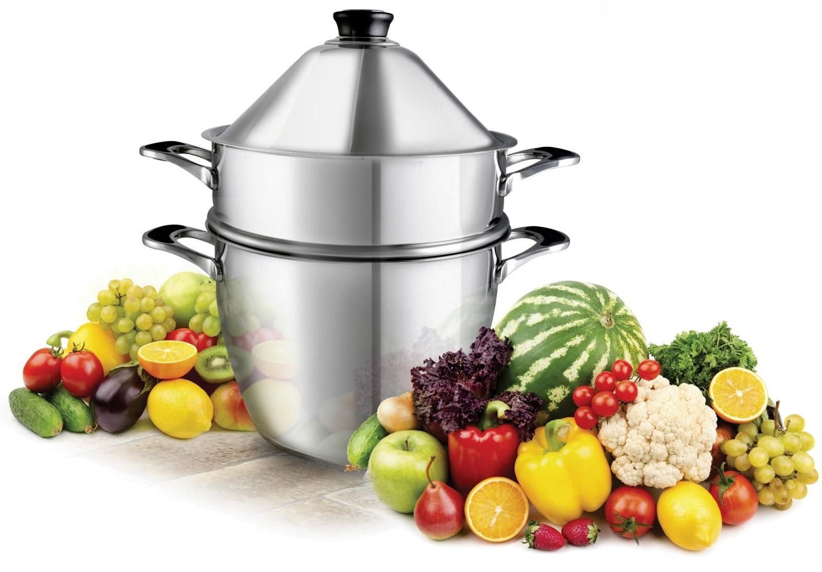 Nature et vitalit le vapok et la cuisson la vapeur douce for Appareil cuisson vapeur douce