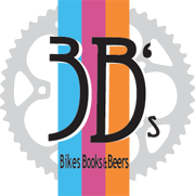 Tweets @bikesbooksbeers