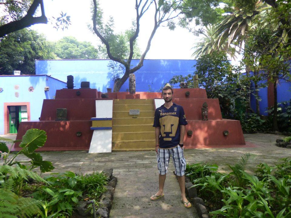 Parti faire un tour viva la vida for Jardin azul canal 9