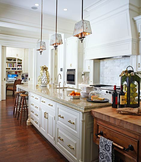 Kitchen Decor Christmas: All In The Detail: A Beautiful Chicago Christmas