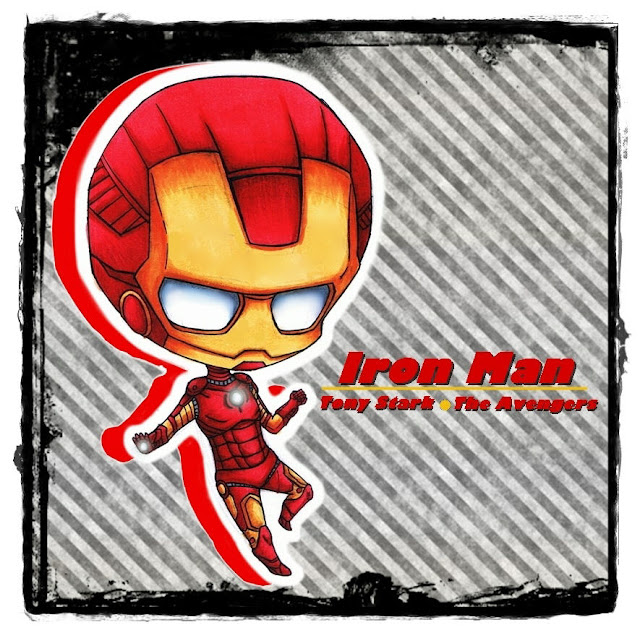 Iron Man por cheese-cake-panda
