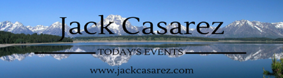 Jack Casarez invites you.
