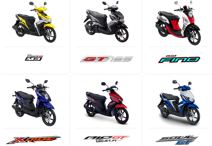 Harga Motor Yamaha Terbaru di Pati Kudus Rembang Jepara Blora