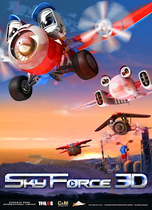Sky Force – Legendado