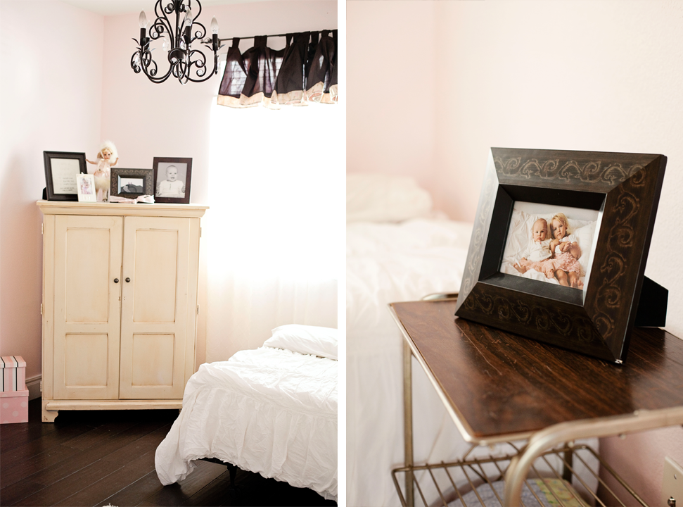 Queen Bed Armoire And Chest