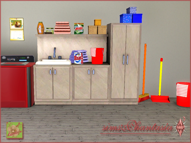 My Sims 3 Blog Laundry Cleaning Room And Decor By Kardofe