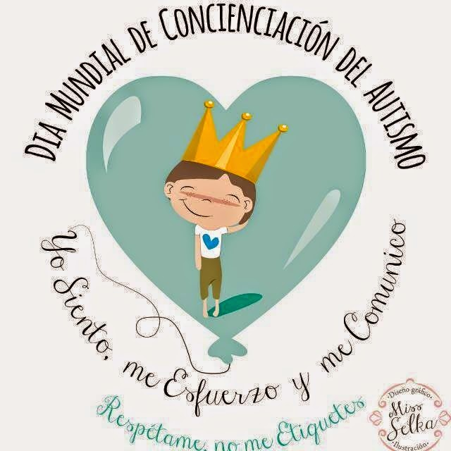 Dedicada a nuestros príncipes.
