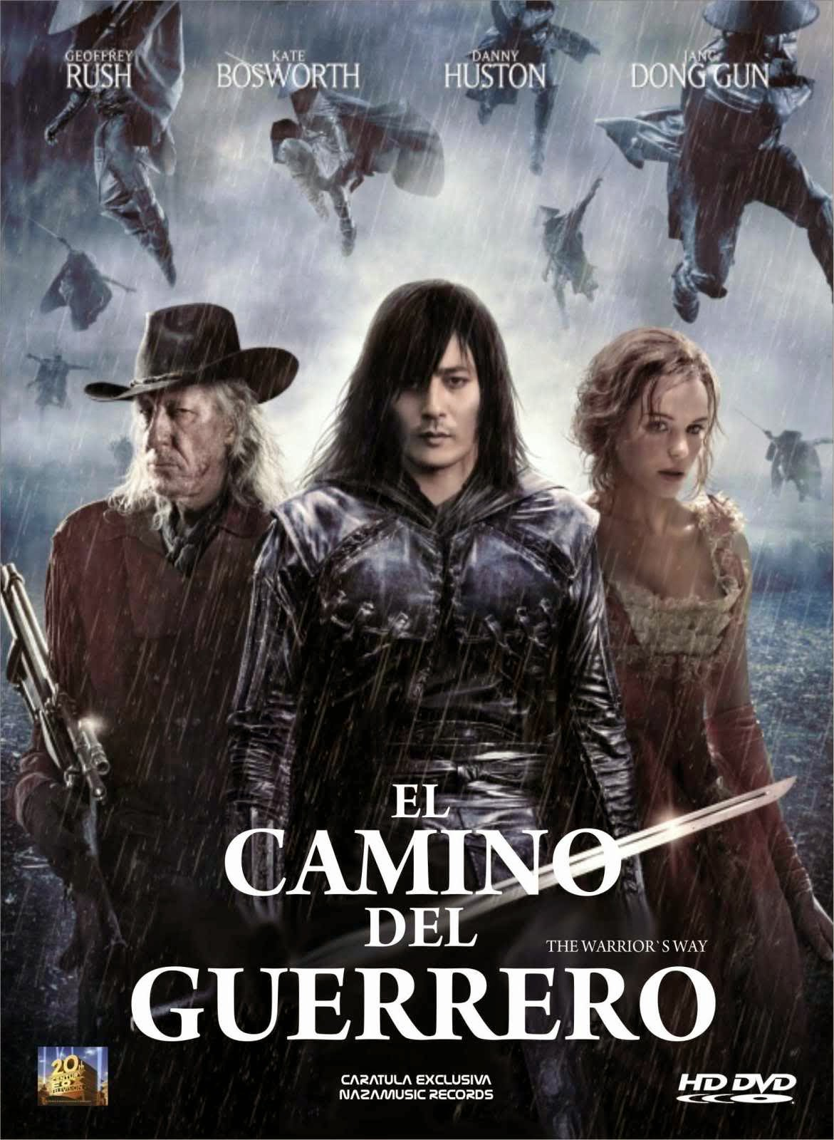 El camino del guerrero (The Warriors Way) (2010) [Latino]
