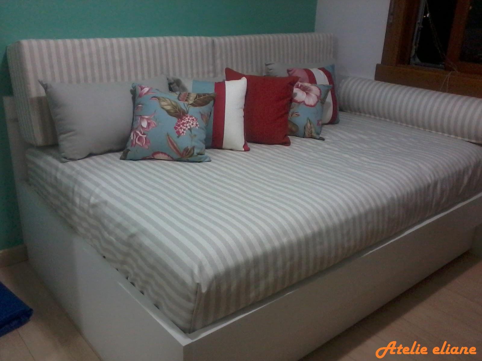 Atelieliane cama de casal transformada em sof para ver tv - Ver sofa cama ...