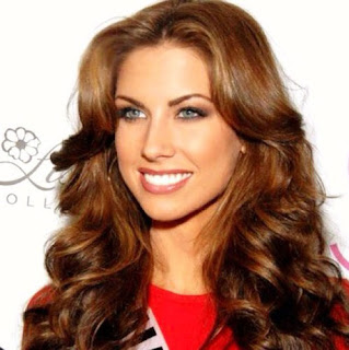 Katherine Webb sweet smile 2013