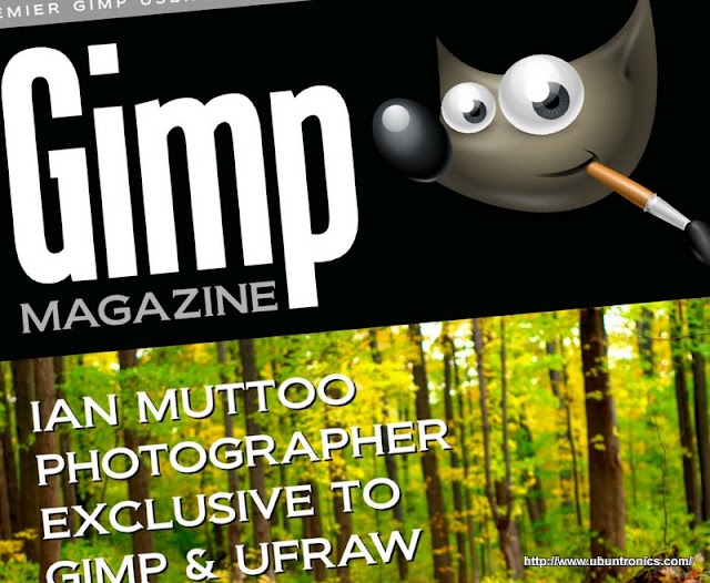 GIMP Magazine | Publicada la primera entrega
