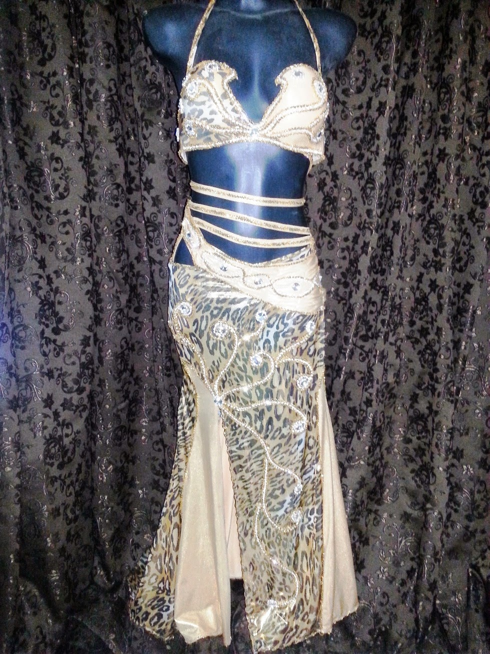 New Bellydance Costumes by Yasmin Hassanein
