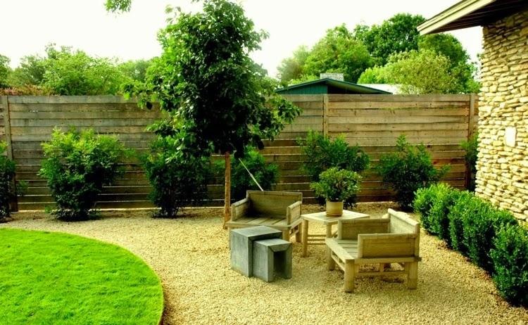 Modern Garden Design Examples 7