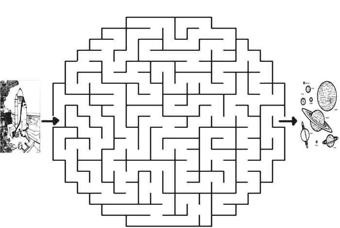 coordenação motora labirintos desenhos para colorir