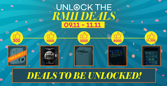 Diskaun Hebat Di Lazada Malaysia | Online Revolution Biggest Sale In 2015