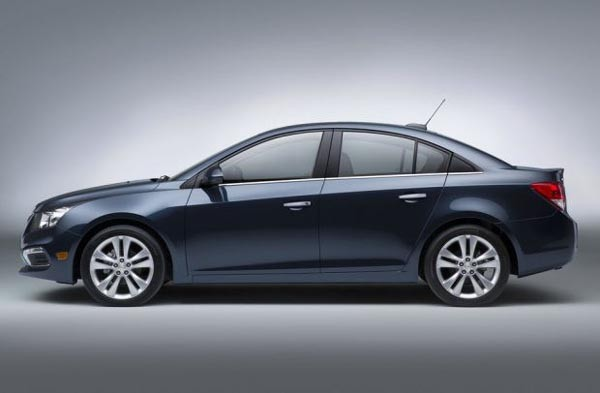2016 Chevrolet Cruze Be Refreshed