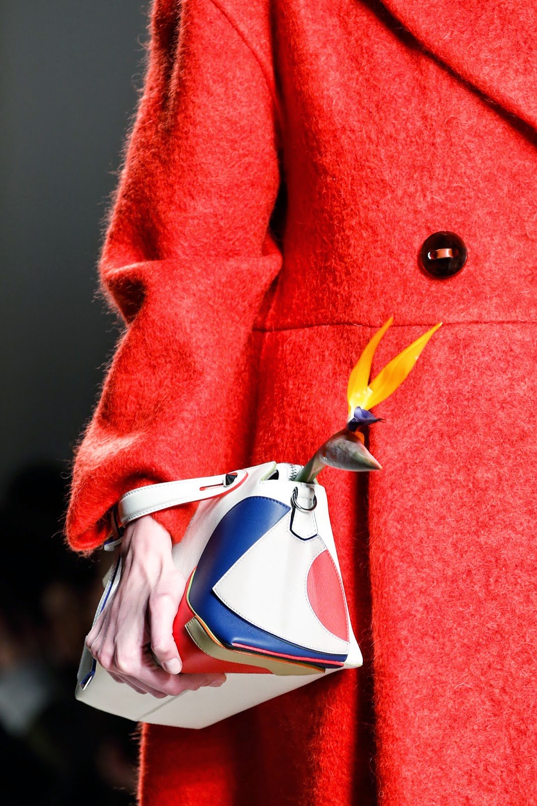 #MFW: Fendi Fall/Winter 15 Bags Report