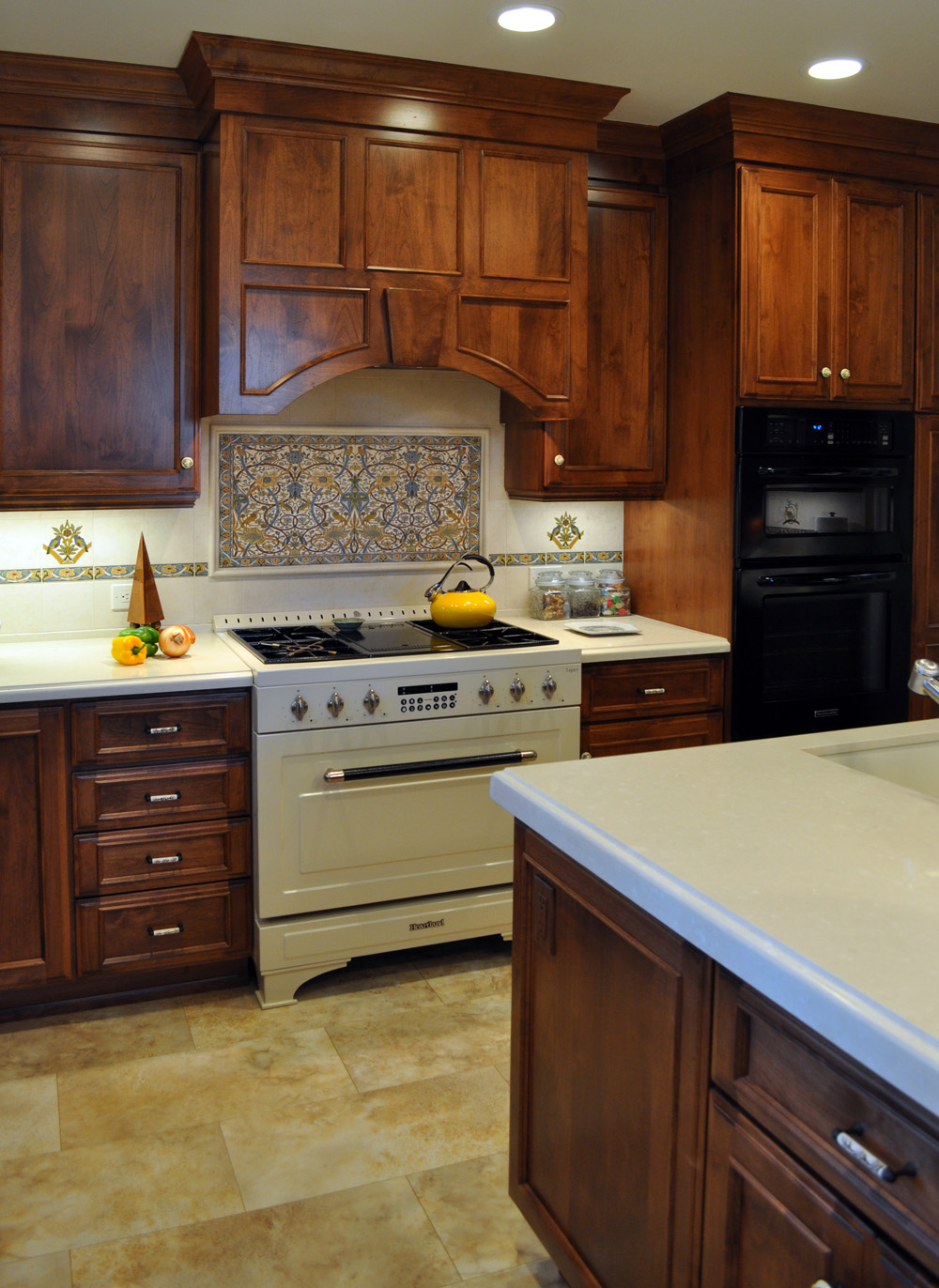 Stoneimpressions blog october 2011 - Decorative tile for backsplash in kitchens ...